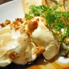 絶品チーズ豆腐
