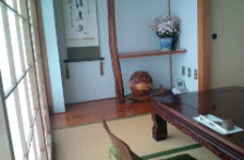 和の趣ある落ち着いた雰囲気のお座敷