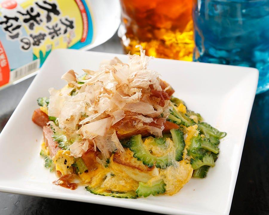 沖縄料理と言えば「島人&海人」!!