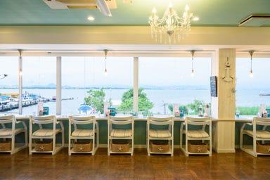 Rcafe at Marina ―アールカフェ アット マリーナ―  店内の画像