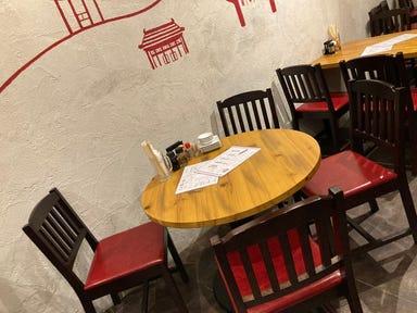 餃子のアイロン  店内の画像