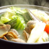 三河鶏と旬菜の柚子胡椒タジン鍋