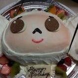 デコレーションケーキも承ります♪