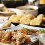 [ゆっくりコース料理]3時間宴会コースも4000円からご用意!
