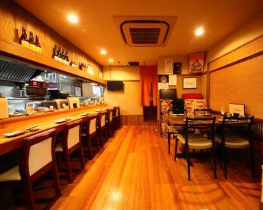 隠れ家個室と新鮮魚介 魚炉魚炉  店内の画像