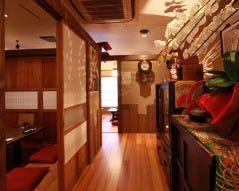 隠れ家個室と新鮮魚介 魚炉魚炉
