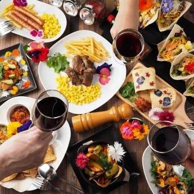 Cafe&Brasserie NEW SAINT TROPEZ コースの画像