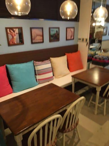 Cafe&Brasserie NEW SAINT TROPEZ こだわりの画像