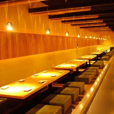 全席個室 湊一や 日本橋八重洲店 店内の画像
