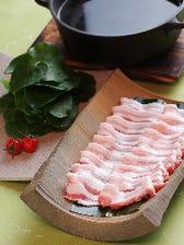 アグー豚と雲南百薬のしゃぶしゃぶ鍋