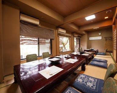 寿司割烹西村  店内の画像