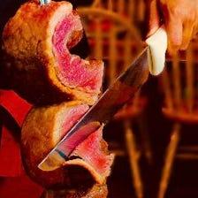 都内最多20種類シュラスコ食べ放題