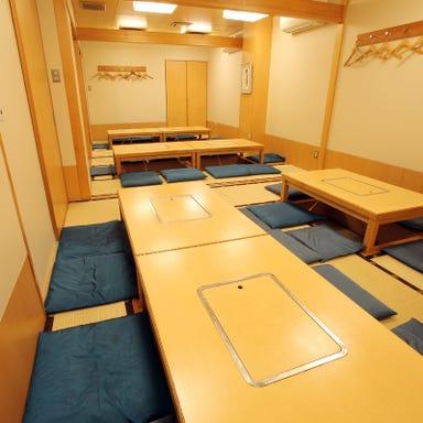 磯魚料理・鮨 安さん  店内の画像