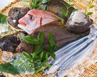 寿司居酒屋 日本海 海の華 メニューの画像