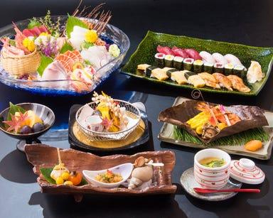 寿司居酒屋 日本海 海の華 コースの画像