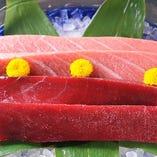 〈インドマグロ〉日本海の天然マグロはほどよい脂で上品な味わい
