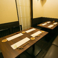 接待専用 テーブル個室