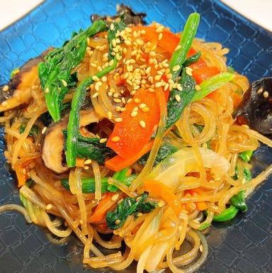 焼肉と韓国料理 鬼軍曹  コースの画像