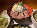 ネギ塩牛タン定食