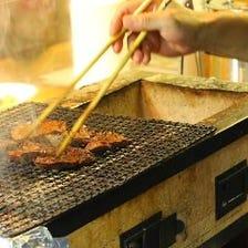 東北の日本酒×牛たんで女子会が人気