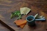 チーズ3種 盛り合わせ