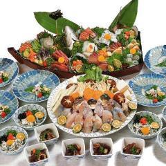 季節の鍋と寿司食べ放題 市場ずし 東通り店