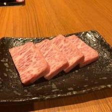 良質なお肉を少しずつ味わえる!