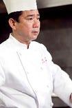私、総料理長の大木が作る高級食材の中国料理コースをご堪能ください