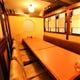 宴会専用フロアは[70名様収容] 15~20名様の個室も3部屋ご用意