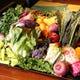 千葉・埼玉の契約農家からの新鮮野菜 季節を感じる旬野菜が多数