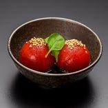 トマトの韓国風マリネ