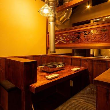 銀しゃり焼肉直球カルビ 大橋店 店内の画像