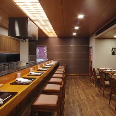大阪新阪急ホテル 日本料理・天ぷら なにわ橘 店内の画像