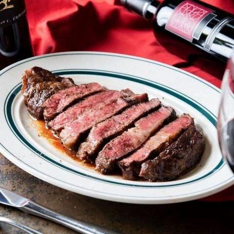 当店自慢のステーキを楽しめるコースを豊富にご用意しています