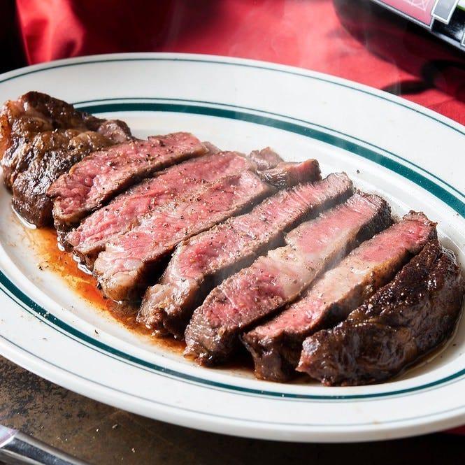 <40日間熟成>極上ステーキ10種以上