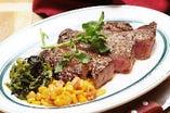 【1日20食限定】熟成牛サービスステーキ
