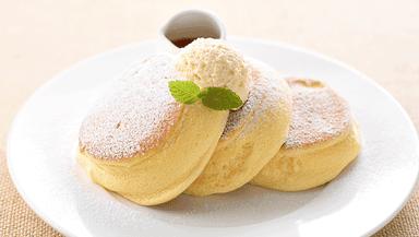 幸せのパンケーキ ウミカジテラス 沖縄店  こだわりの画像