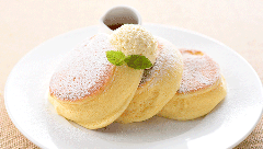 幸せのパンケーキ ウミカジテラス 沖縄店