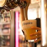 ベルギービールと料理の店 ドルフィンズ 梅田店