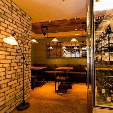 Cafe&Rotisserie LA COCORICO 上野の森さくらテラス店  店内の画像