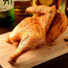 小樽名物若鶏半身揚げとザンギ なるとキッチン 岐阜駅前店