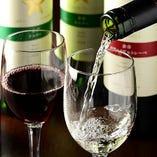 北海道名物に合う北海道の美味しいお酒をご用意しております!