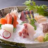 柳橋から直送鮮魚!!【愛知県】