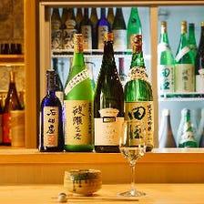離れで飲める/限定プレミアム日本酒