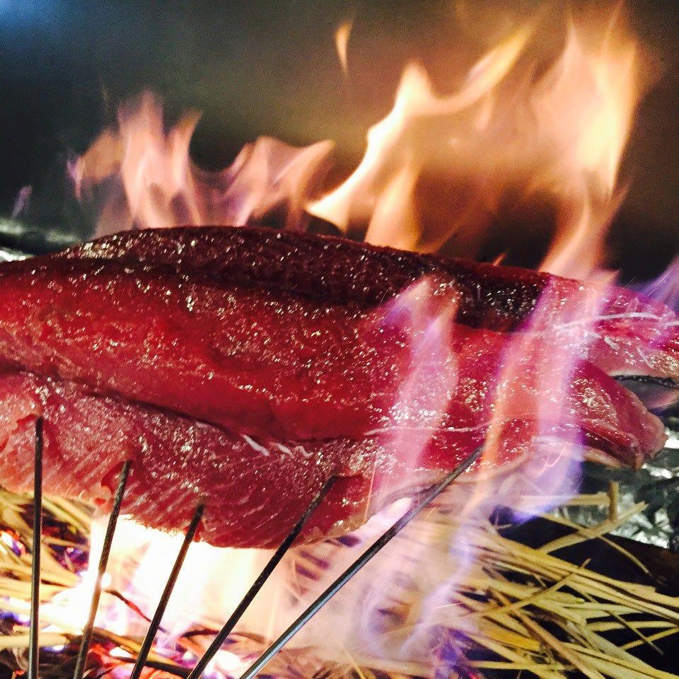店内仕込みの旬な新鮮魚介をぜひ食べに来てください!