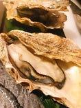 殻牡蠣蒸し焼き