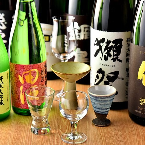 ☆唎酒師が選んだこだわりの日本酒☆