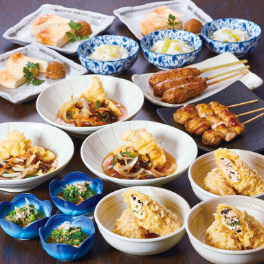鶏料理専門店×個室 とりかく 新宿西口エステックビル店 コースの画像