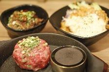 ◆ちょい足し一品「煮込み牛丼」