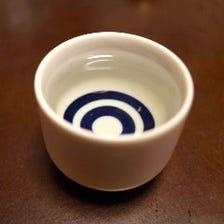 レア地酒(日本酒・焼酎)揃ってます
